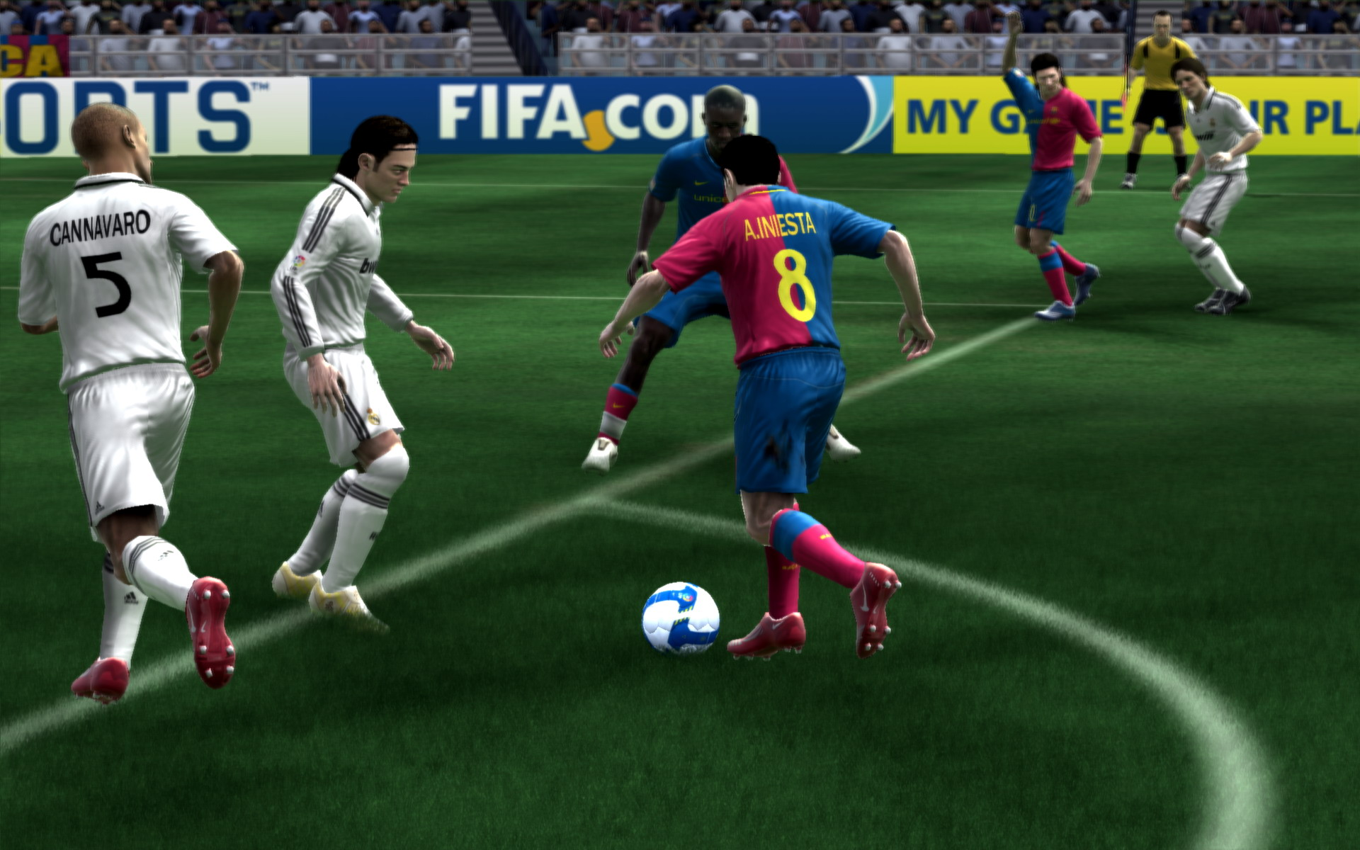 Patches and Fixes: FIFA 09 Patch #2