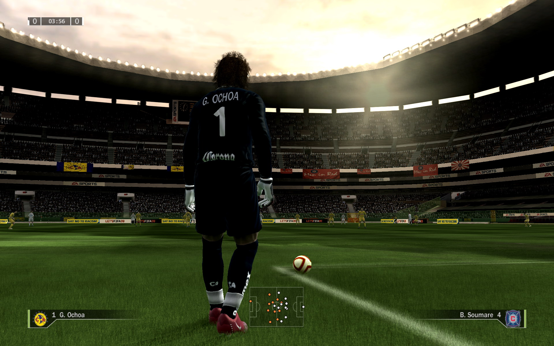 Патч для FIFA 11 с помощью, которого у вас появится возможность играть