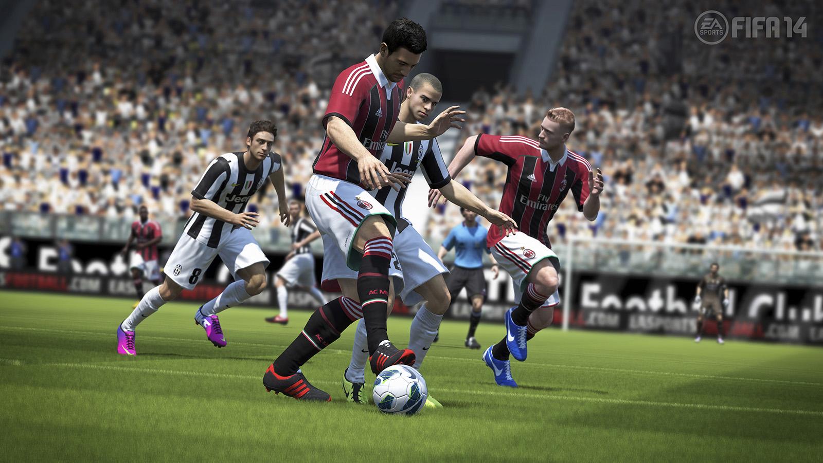 FIFA 14 Games